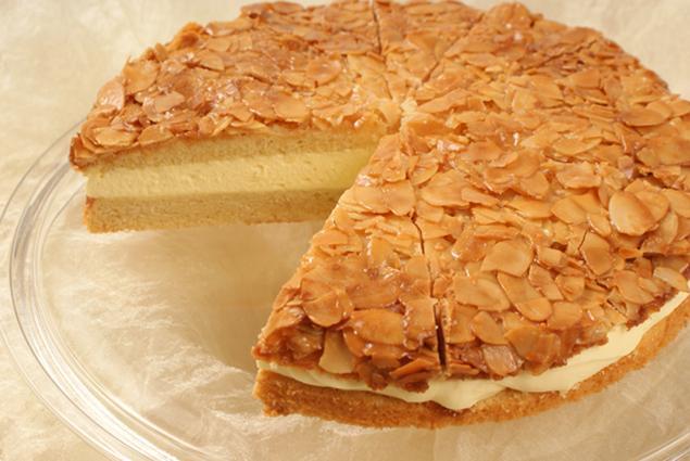 Rezept schnellerbienenstich550 the cottage loaf for Butter kuchen dresden