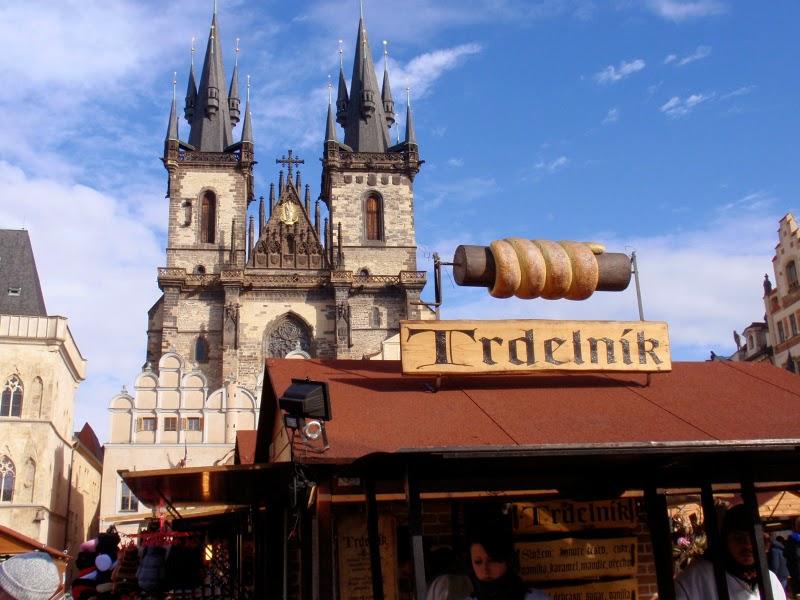 Trdelnik Praha 1